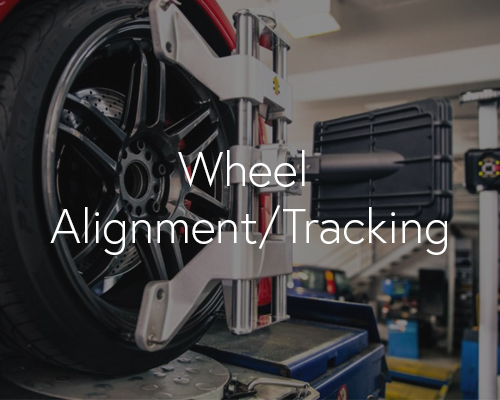 Wheelalignment